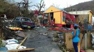 In the British Virgin Islands, there's ShelterBox after the storm